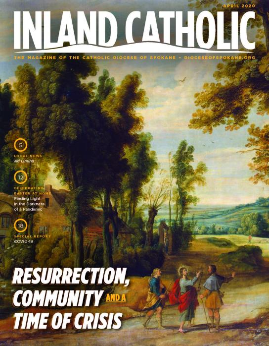 Inland Catholic April 2020