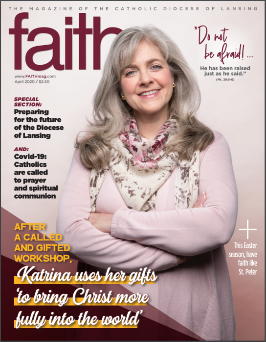 Faith Magazine April 2020 Issue