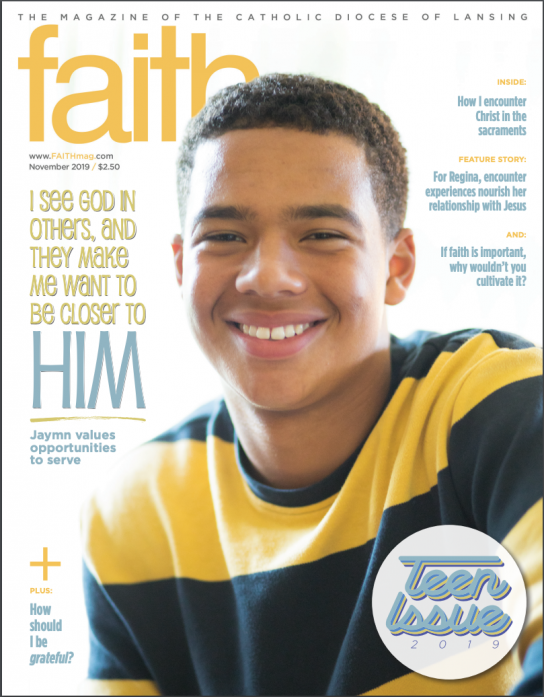 Faith Magazine November 2019 Issue