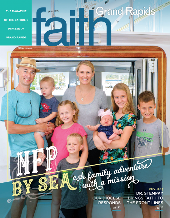 Faith Grand Rapids June 2020 Cover