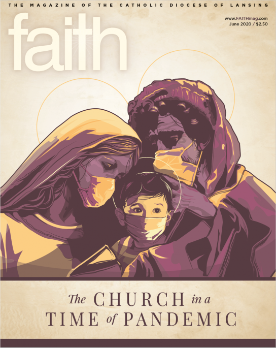 Faith Magazine June 2020 Issue