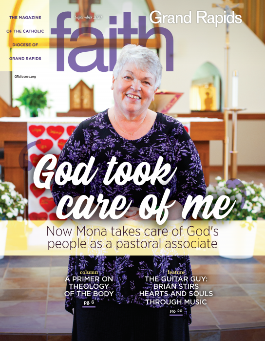 Faith Grand Rapids September 2020 Cover