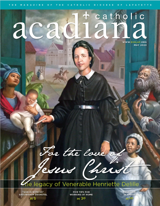 Diocese of Lafayette Magazine May 2020