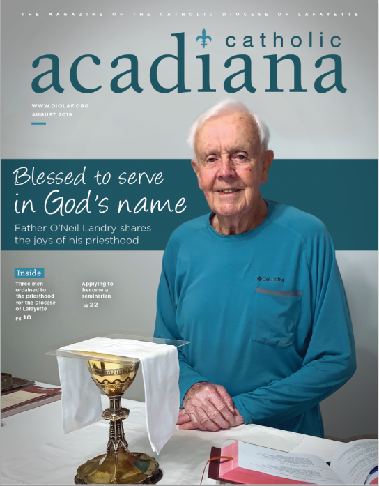 Diocese of Lafayette Magazine August 2019