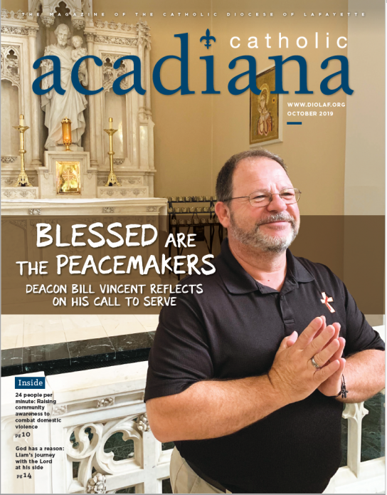 Diocese of Lafayette Magazine October 2019