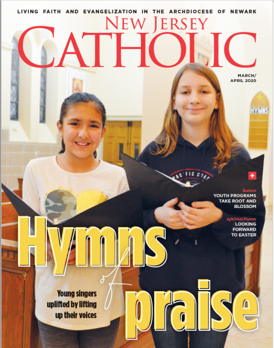 Archdiocese of Newark Magazine March 2020