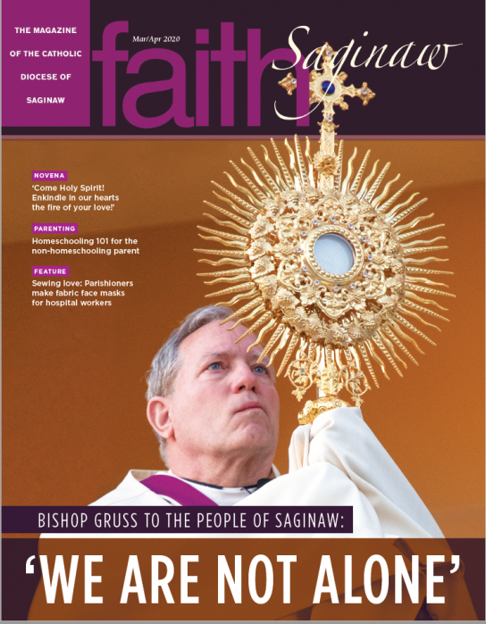 Diocese of Saginaw Magazine March/April 2020