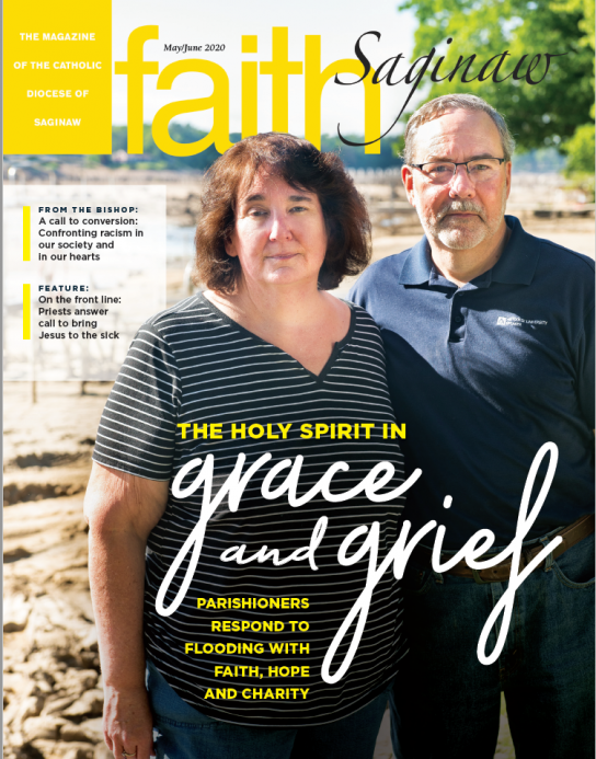 Diocese of Saginaw Magazine May/June 2020