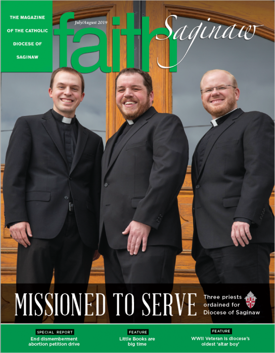 Diocese of Saginaw Magazine July/August 2019