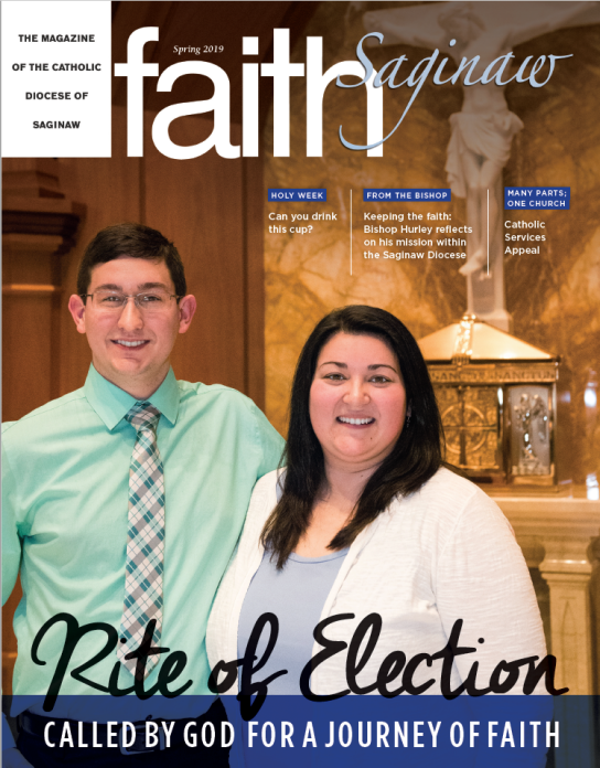 Diocese of Saginaw Magazine Spring 2019