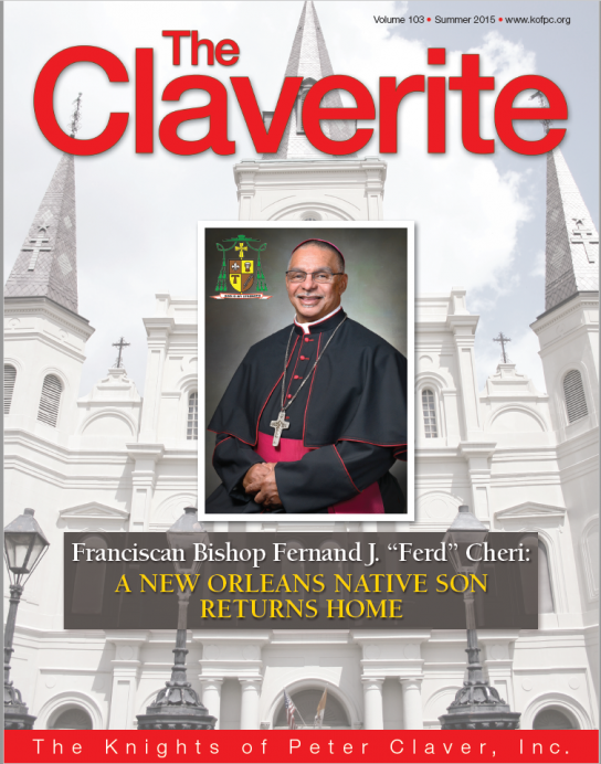 Knights of Peter Claver Magazine Summer 2015 Issue