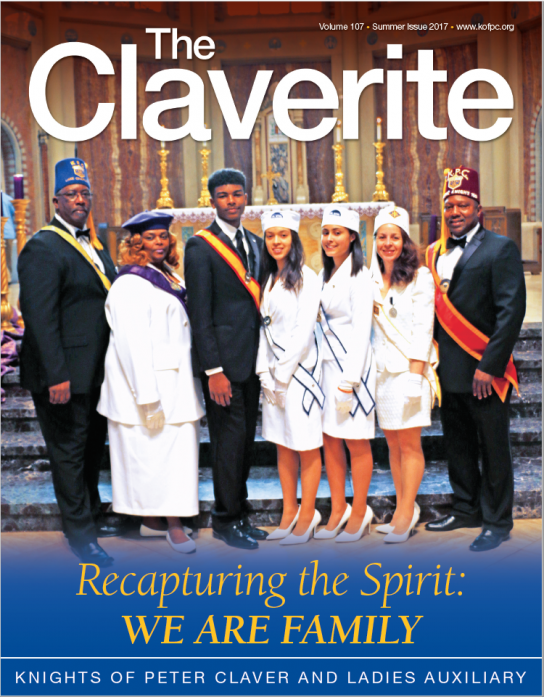 Knights of Peter Claver Magazine Summer 2017 Issue