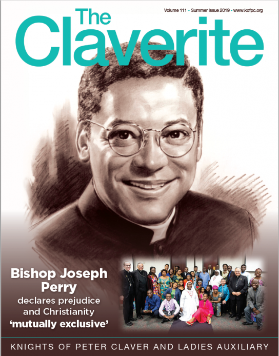 Knights of Peter Claver Magazine Summer 2019 Issue